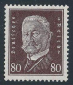 Germany stamp (GE). VERY FINE, og, NH. Scott catalog value: $250. Stock # 332073 || #philately