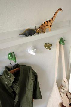 the ZOO mr. Spikey Kapstokhaak - Groen gadgets, kado's en originele cadeau