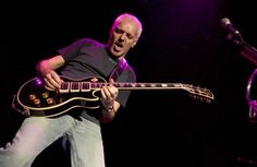 Peter Frampton was one of the biggest arena rock stars of the '70s, making his name largely on the double-LP concert set Frampton Comes Alive! Frampton was one of several '70s rock artists (Kiss, Cheap Trick, etc.) to break through to a wide audience with a live album; much like the others, he'd recorded several previous albums and built a following through extensive touring, in the process honing an exciting concert presence.