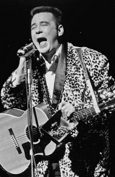 "The Big Bopper, (October 24, 1930 – February 3, 1959) was an American disc jockey, singer, and songwriter and early rock and roll star. He is best known for his recording of ""Chantilly Lace."" On February 3, 1959, on what has become known as The Day the Music Died, Richardson was killed in a small-plane crash leaving their concert at the Surf Ballroom, Clear Lake, Iowa, along with Buddy Holly and Ritchie Valens.  jj"