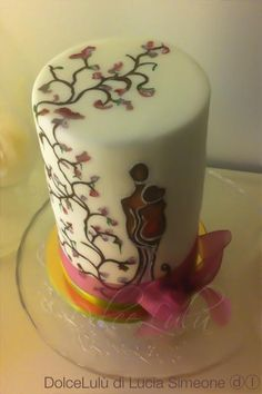 maternity - Cake by Lucia Simeone