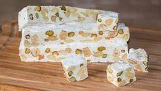 Rețetă de nuga ca la turci – Rețetă ușoară și delicioasă Romanian Desserts, Torte Cake, Sweet Treats, Decorative Boxes, Cooking Recipes, Sweets, Candy, Snacks, Cookies