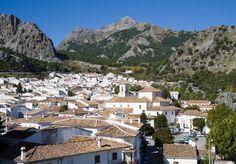 Grazalema village, Andalusia, Spain.