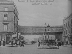 Salmon & Ball, Cambridge Road, Bethnal Green