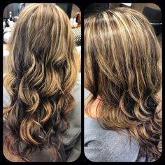 How to achieve this colour: half head of foils, 2 level 6 to 1 bleach powder. Beauty Secrets, Beauty Hacks, Beauty Tips, Lightening Dark Hair, All Things Beauty, Beauty Stuff, Cute Hairstyles, Hairstyle Ideas, Hair Highlights