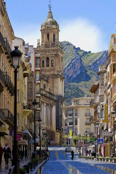 Jaén is a city in south-central Spain