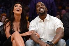 It's a Girl for Kim Kardashian + Kanye West