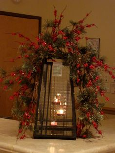 Amy Talsma - Scent Decorator: Candles & Home Fragrance - Outdoor Decorating with Candle Lanterns Christmas Lanterns, Cozy Christmas, Country Christmas, Christmas Wreaths, Christmas Decorations, Holiday Decor, Simple Christmas, Lanterns Decor, Candle Lanterns
