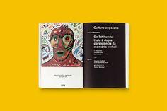 Pavilion of Angola / 56th Venice Biennale / Catalogue on Behance