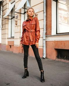 Fall Outfits, Casual Outfits, Summer Outfits, Jumpsuit Dress, Casual Street Style, Parisian Style, Fashion Outlet, Coats For Women, Autumn Fashion
