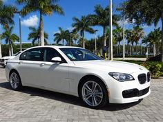 The 2014 #BMW 750Li Sedan! Charisma combined with performance.