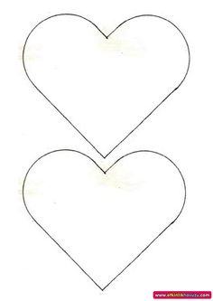 Kalp Çizimleri Boyama 7