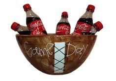 Make It Monday Football Pottery - Tutorials on 4 football themed pottery items | As You Wish Pottery