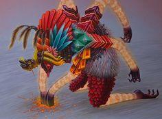 La creación de Nirak'tuh | FIFTY24MX | Art, Gallery, Mexico City, Contemporary Art Space, Upper Playground