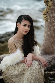 Gabbi Garcia Predebut Photoshoot with RabbitHole Creatives Photoshoot Concept, Photoshoot Themes, Gabbi Garcia Debut, Gabbi Garcia Instagram, Pre Debut Photoshoot, Debut Gowns, Fashion Photography Poses, Creative Photography, Warrior Outfit