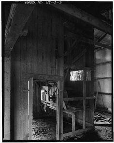 3.  BLOWER ROOM - Haraguchi Rice Mill, Hanalei River, Hanalei, Kauai County, HI