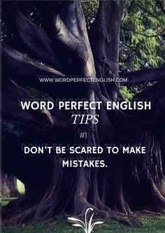 Our very first Word Perfect English tip for learning English. Lots more to come. Hope you like them and share them with the world!