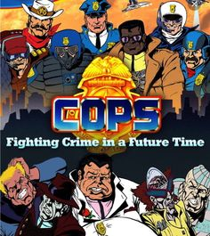 COPS Cartoon