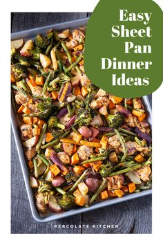 Easy Home Recipes, Dinner Recipes Easy Quick, Quick Easy Meals, Healthy Dinner Recipes, Rib Roast Recipe, Easy Skillet Meals, Vegetable Ideas, Easy Family Dinners, Healthy Comfort Food