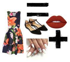 """""""Untitled #255"""" by awesthoff0513 on Polyvore featuring Pilot, Accessorize and Lime Crime"""