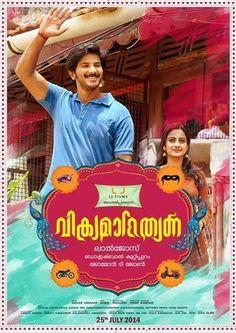 "Mollywood Frames. | Malayalam cinema | Malayalam films: ""Vikramadithyan"" Malayalam movie review"