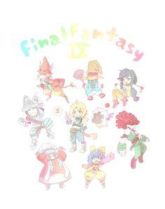 Final Fantasy Collection, Final Fantasy Ix, Best Games, Sky, Places, Character, Boyfriends, Heaven, Heavens