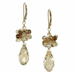 Keep The Secret Earrings | Fusion Beads Inspiration Gallery
