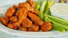 Buffalo Chicken Wings from Scratch | Recipes | TABASCO.COM I like to make these with boneless chicken