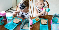 "@dailymompins Back to School Lunch Gear 2015 post features our Reusable Lunchbox Accessories.  ""Reusable lunch containers, for everything from sandwiches to snacks to drinks, solve this problem and promise a school year with less waste, and more fun! We love these bright and adorable snack and lunch accessories by One Step Ahead, which are kid-friendly and parent-approved. Each piece has a tethered lid, which makes storage a breeze, and since food will be in a sturdy, hard container..."""