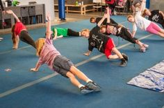 Cross Fit Kids - great resource for keeping fit w your kids!