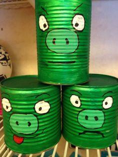 Angry birds spill, kaste på bokser Angry Birds, Planter Pots, Tableware, Dinnerware, Tablewares, Dishes, Place Settings
