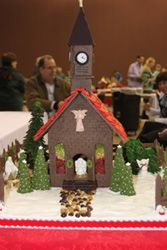 Those Food Network chefs got nothing on you?? Here's your chance to prove it: Compete (for free!) in Aurora's Midwest Gingerbread House Competition. Great prizes while helping a wonderful cause. www.auroraevansville.org