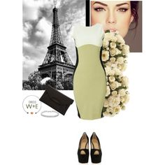 """DressWe:Paris"" by tijana-djekic on Polyvore"