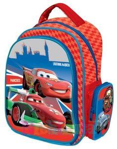 NEW WORLD TOYS Ghiozdan Disney Cars - #Disney