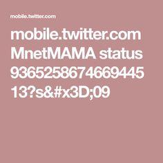 mobile.twitter.com MnetMAMA status 936525867466944513?s=09