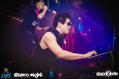Singha Light pres. The Lights Out Party at Burdock Bangsaen