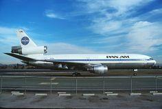N69NA Pan Am DC-10-10 at KLAX