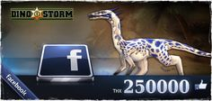 250,000 likes on Facebook!