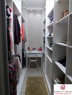 Construindo Minha Casa Clean: Tour Closet Sob Medida - Dicas de Organização e Decoração