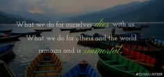 9 Inspirational Travel and Volunteering Quotes Volunteer Quotes, Great Quotes, Inspirational Quotes, Service Learning, Volunteer Abroad, Social Media Quotes, Travel Abroad, Encouragement Quotes, Travel Quotes