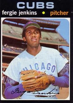 280 - Fergie Jenkins - Chicago Cubs
