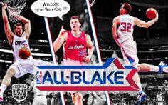 All Blake Week-End   From Da Bench