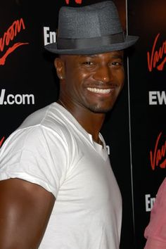 Mr. Taye Diggs is a triple threat. He can sing (hell yes), he can act (for sure), and he is oh so sexy.