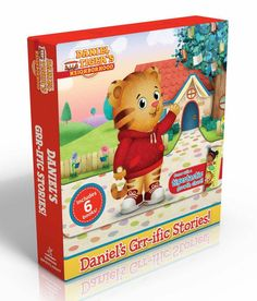 Daniels Grr-ific Stories! (Comes with a tigertastic growth c