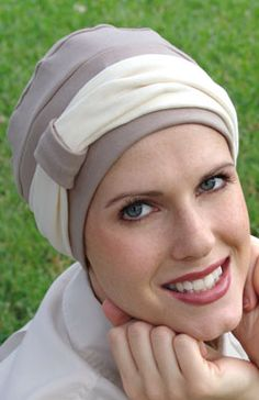chemo hair loss turbans