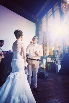 Photography: Erika Gerdemark - gerdemark.se Event Concept & Design: Flying Bride - flyingbride.com/  Read More: http://www.stylemepretty.com/destination-weddings/2013/12/26/banyan-tree-ungasan-wedding/