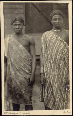 Maroons in Suriname (1920)