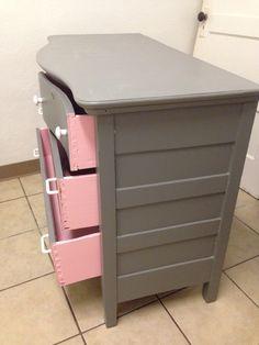 Baby Girl Dresser...