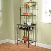 Found it at Wayfair - Valencia Bakers Rack