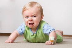 Trotzphase beim Baby: Welche Trotzreaktionen es schon im 1. Lebensjahr gibt und warum Babys trotzig sind - Außerdem: Fünf Strategien bei trotzigen Babys.